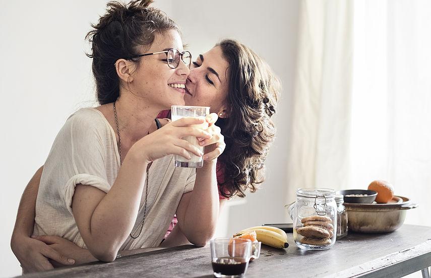 Sind Alle Frauen Bi Oder Lesbisch Studie Mit Antwort Gesund At