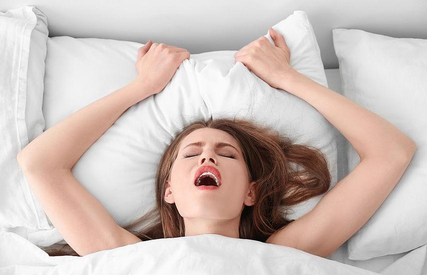 Orgasmus gebärmutter Extreme Real