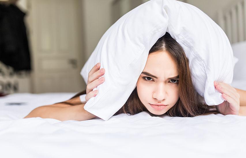 unterleibschmerzen nach dem sex