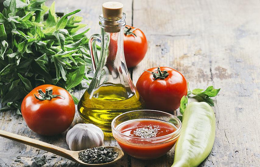 Was ist die ideale mediterrane Ernährung