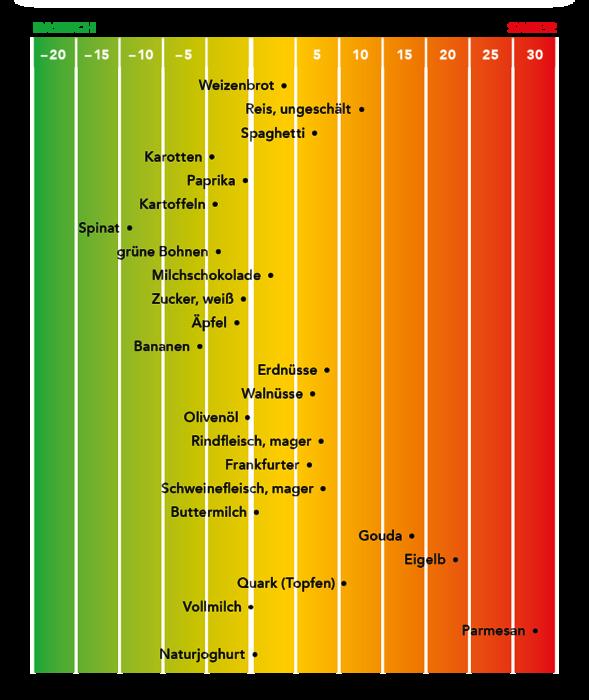 Säure Basen und Mineralstoff Dysbalance als wichtige