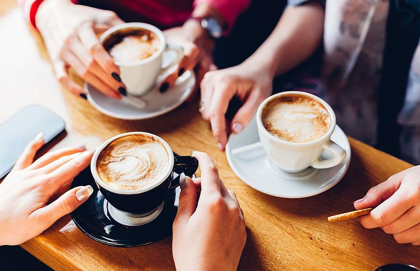 Männer wie kaffee frauen wollen Danke!: Das